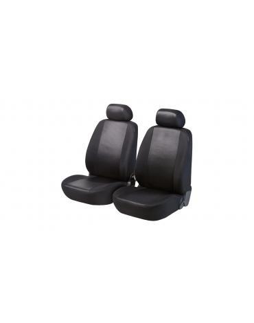 Walser Car Seat Cover Shiny black