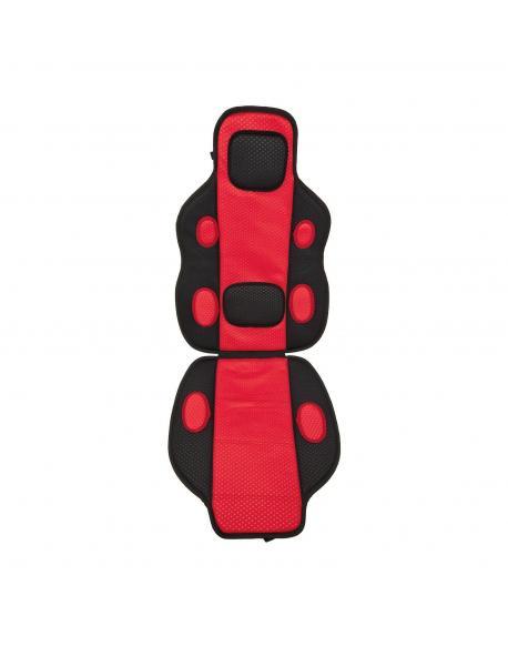 4CARS Potah sedadla červený