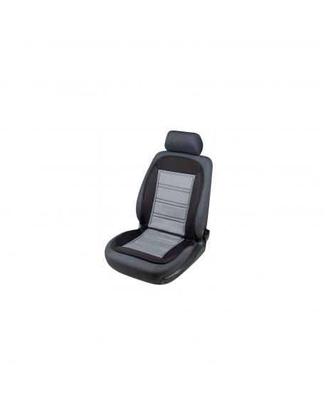 Walser autopotah sedadla vyhřívaný Warm Up šedo černý